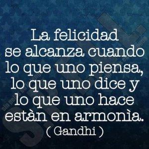 felicidad-Gandhi